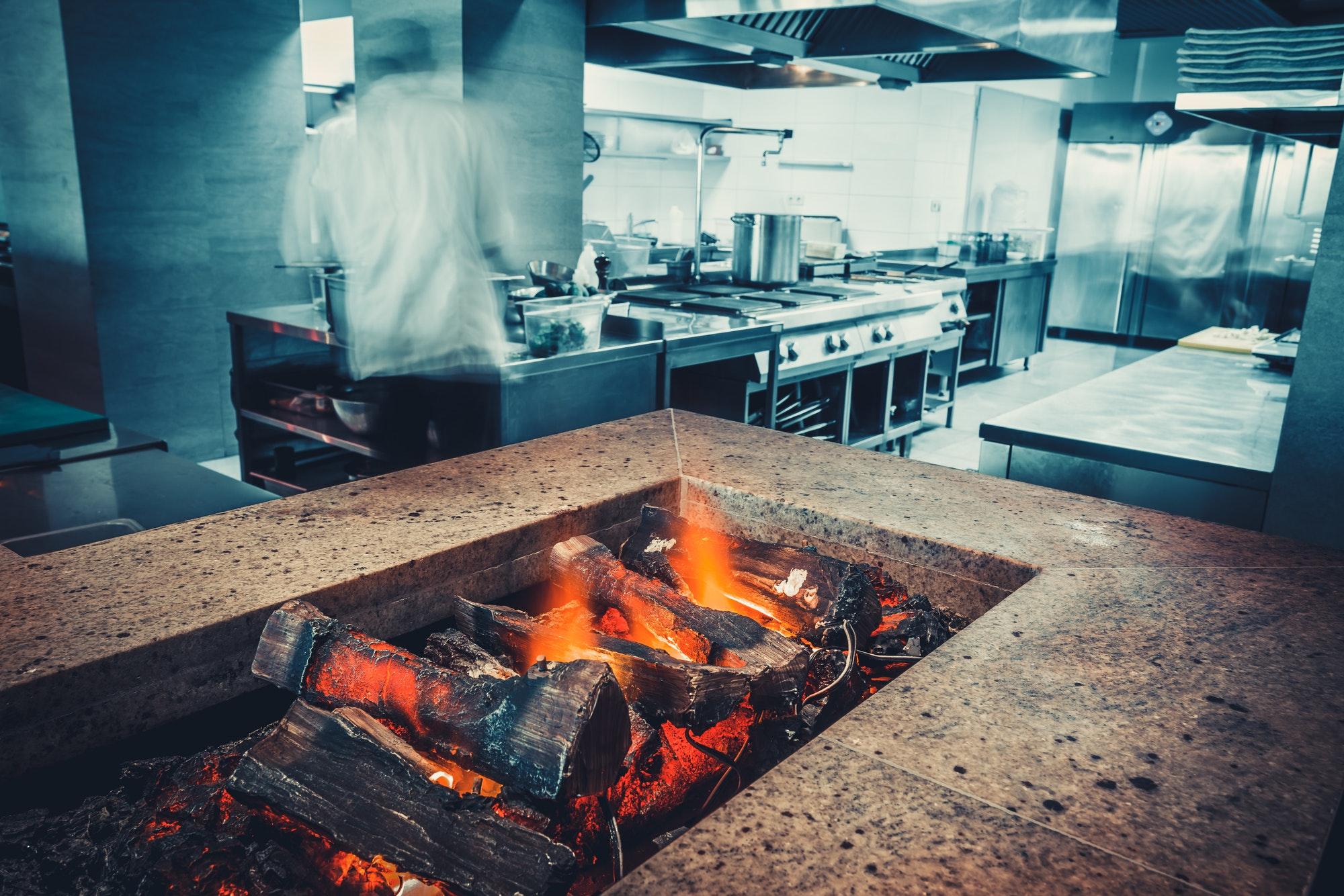 Limpieza Cocinas Industriales Hoteles Restaurantes